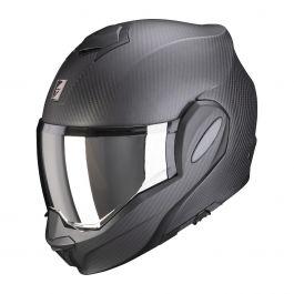 Scorpion Exo-tech Carbon - Mat Zwart
