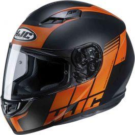 HJC CS-15 Mylo - Mat Zwart / Oranje
