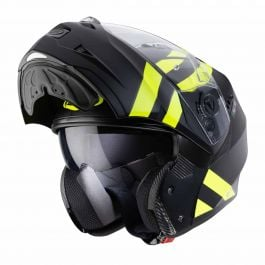 Caberg Duke II Superlegend - Zwart / Fluor Geel