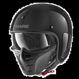 Shark S-Drak Blank - Zwart