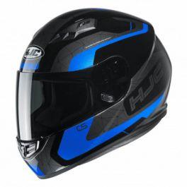 HJC CS-15 Dosta - Antraciet / Zwart / Blauw