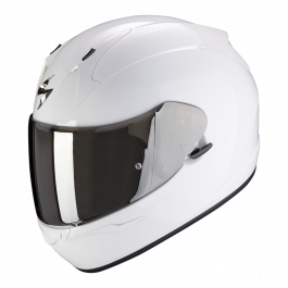 Scorpion EXO 390 Solid - Wit