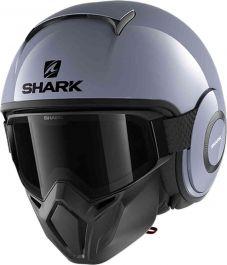 Shark Street Drak Blank - Grafiet Grijs