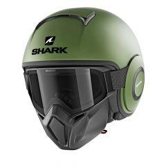 Shark Street Drak Blank Mat - Mat Groen