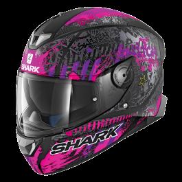 Shark Skwal 2 Switch Rider 2 - Zwart / Violet