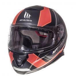 MT Thunder III Trace - Mat Zwart / Oranje