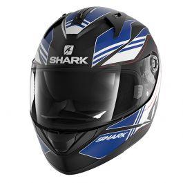 Shark Ridill TIKA - Mat Zwart / Blauw / Wit