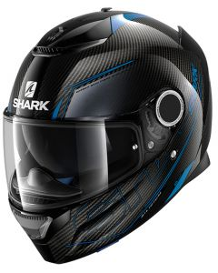Shark Spartan Integraalhelm - Carbon