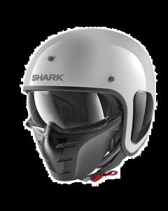 Shark Jethelm S-Drak Blank - Wit