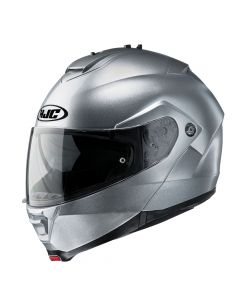 HJC IS-Max II Systeemhelm - Zilver
