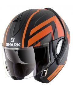 Shark Evoline 3 - Mat Zwart