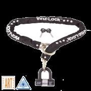 Vinz Scooterslot + Loop ART 3 - 150cm