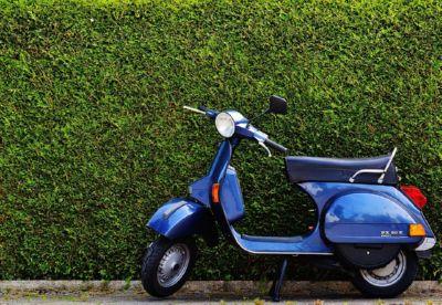 hoe lang scooter warmrijden