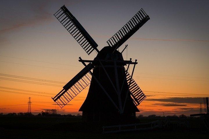 Wat zijn de mooiste motorroutes van Zuid-Holland