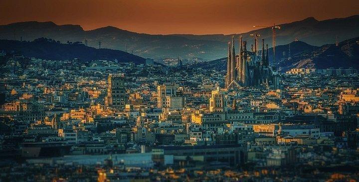 Motorroute Barcelona