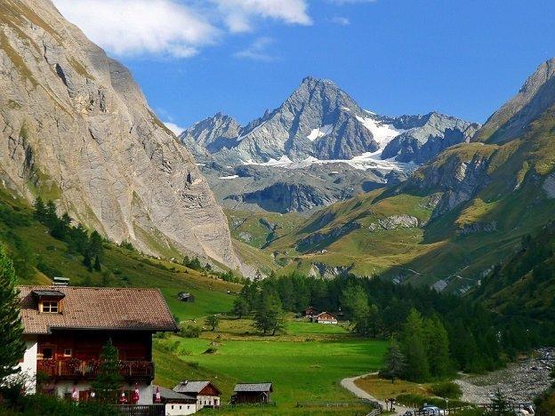 Motorroute Grossglockner Oostenrijk