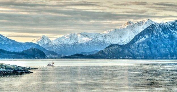 Motorroute Noorse Fjorden