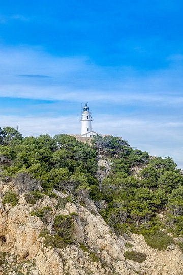 Motorroute Sa Calobra, Mallorca