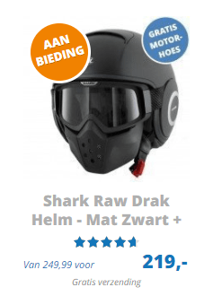 Shark Drak helm