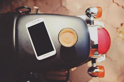 handige smartphone apps voor motor