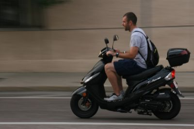 hoe kan je een scooter importeren vanaf het buitenland
