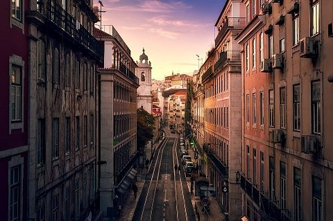 motorvakantie in Portugal