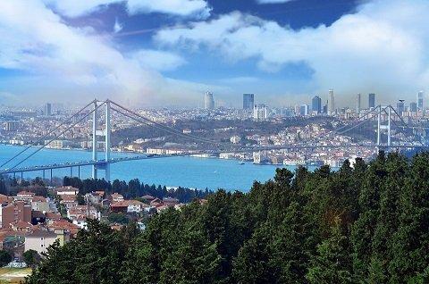 motorvakantie in Turkije