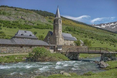 motorvakantie in de Pyreneeën