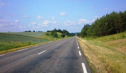 motorvakantie in Litouwen