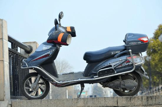 Voordelen van elektrische scooter